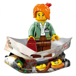 Misako The LEGO NINJAGO Movie LEGO Minifigure 71019