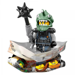 Shark Army Angler The LEGO NINJAGO Movie LEGO Minifigure 71019