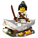 Spinjitsu Training Nya The LEGO NINJAGO Movie LEGO Minifigure 71019