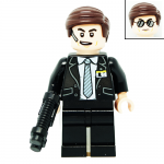Agent Coulson Marvel Super Heroes LEGO Minifigures 76077